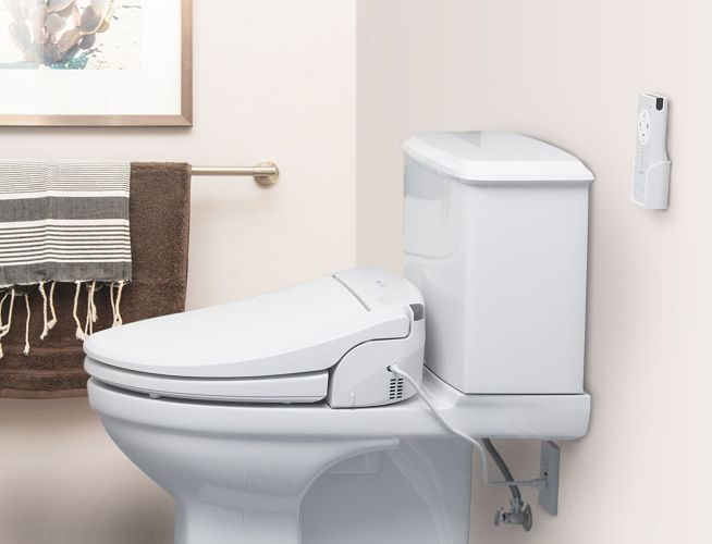 Swash Ds725 Advanced Bidet Heated Toilet Seat