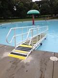 Pool Ramps | Pool Steps | Swimming Pools | Above Ground Pool ...