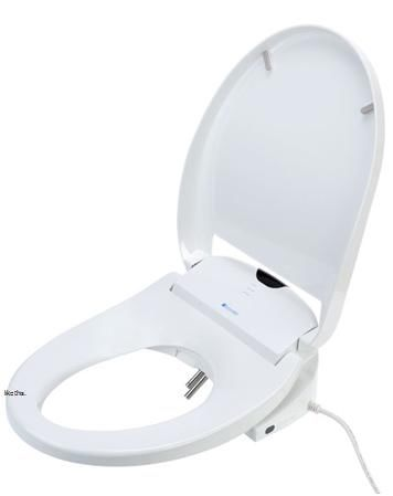 Terrific Swash 1200 Luxury Bidet Heated Toilet Seat By Brondell Ncnpc Chair Design For Home Ncnpcorg