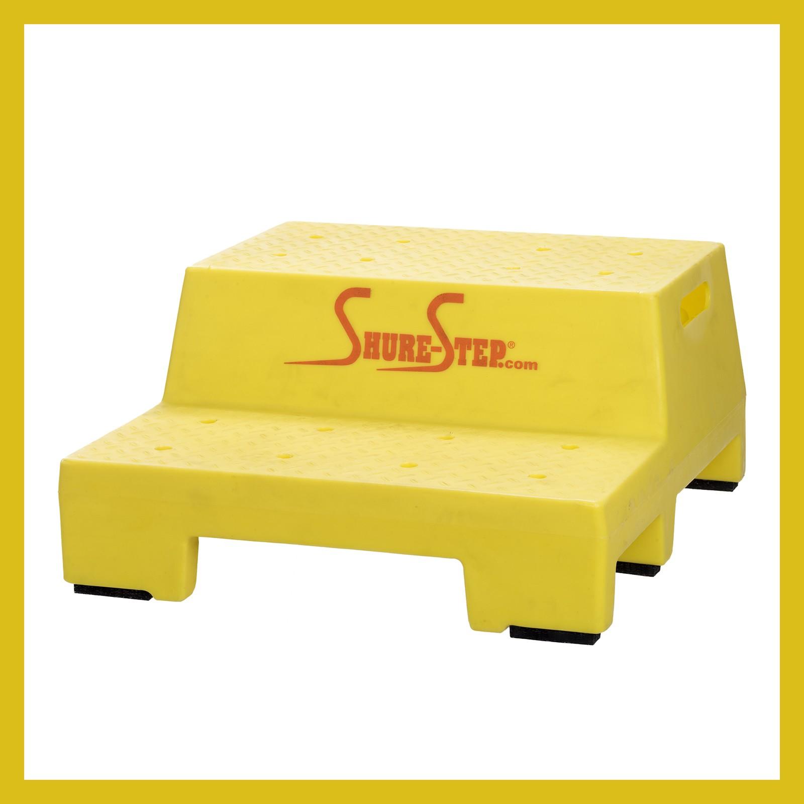 Shure Step Safe Step Stools Step Stool Non Slip