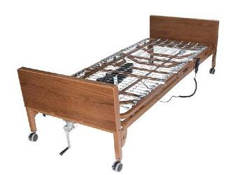drive medical delta ultra light 1000 semi electric bed - Adjustable Beds For Sale
