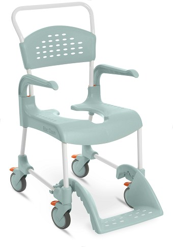 Shower Commode Chairs | Special Needs Bathroom | Shower Wheelchair ...