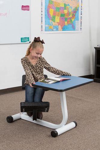 Enjoyable Kidsfit Kinesthetic Classroom Ergo Spin Desk Andrewgaddart Wooden Chair Designs For Living Room Andrewgaddartcom