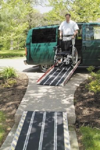 Wheelchair Ramps 38 Amazing Portable Handicap Amp Aluminum
