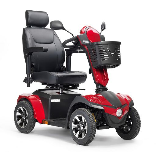 Drive Medical Panther Heavy Duty 4-Wheel Mobility Scooter