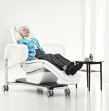 Wellness Nordic Relaxation Chair by ArjoHuntleigh