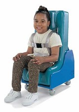 Pediatric Tumble Forms Feeder Seat System