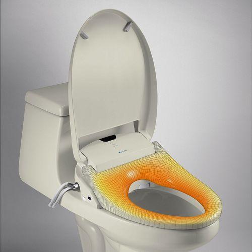 Surprising Swash 1400 Luxury Bidet Toilet Seat By Brondell Theyellowbook Wood Chair Design Ideas Theyellowbookinfo