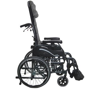 Reclining Tilt In Space Wheelchair By Karman Healthcare