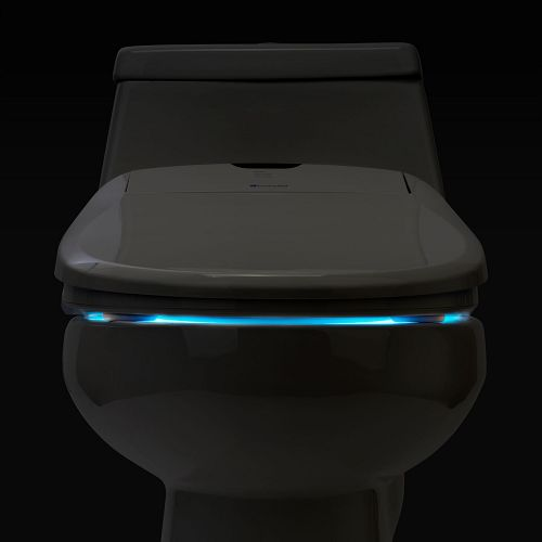Pleasing Swash 1400 Luxury Bidet Toilet Seat By Brondell Theyellowbook Wood Chair Design Ideas Theyellowbookinfo