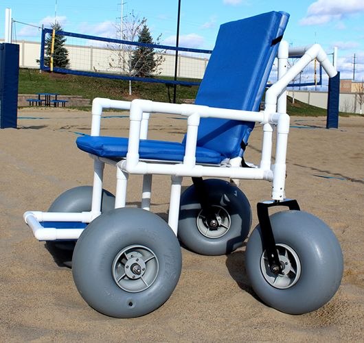 Aquatrek Aq 1000 Beach Wheelchair