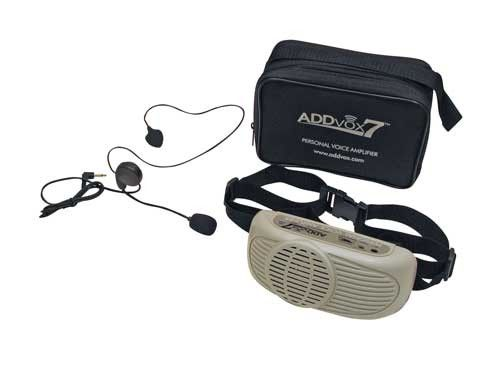 Addvox7 Voice Amplifier On Sale Free Shipping