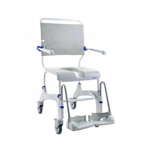 Wondrous Aquatec Ocean Ergo Series Of Shower And Commode Chairs Evergreenethics Interior Chair Design Evergreenethicsorg