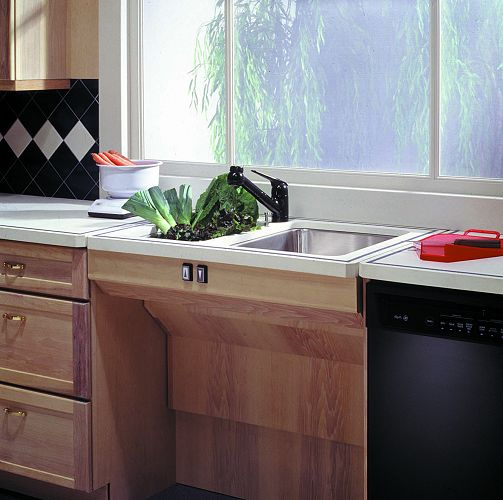 Approach Height-Adjustable Frame Kits for Cabinets, Sinks, and Cooktops